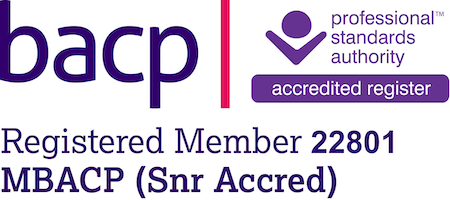 BACP Senior Accredited Member 22801